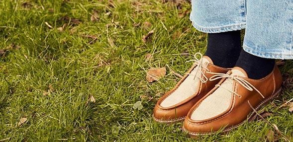 Mocassins & Sapato de vela
